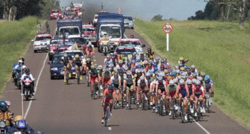 La Vuelta Ciclista llega a La Paloma