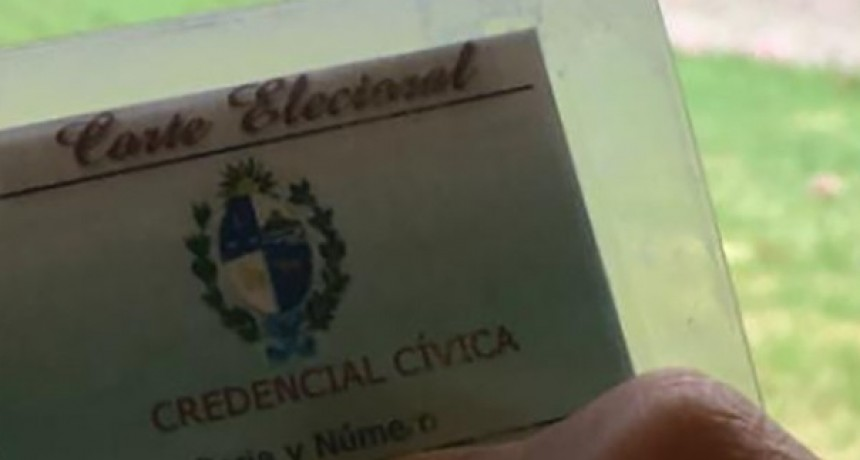 Credencial cívica: últimos días para hacer trámites