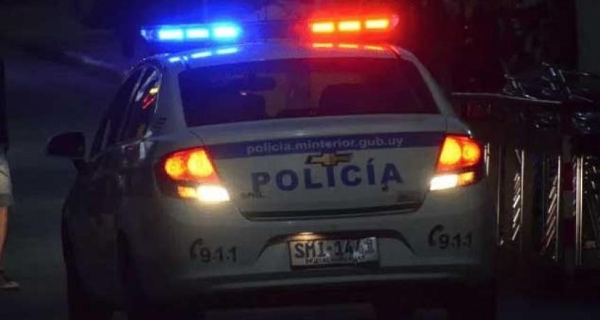 Comerciante resultó herido durante una rapiña