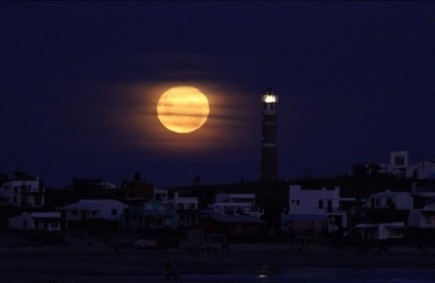 El eclipse lunar de mayo que se podrá ver desde Uruguay
