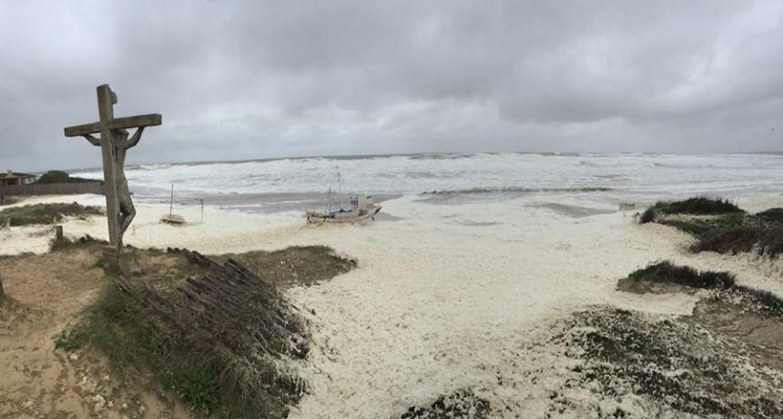 Posibilidad de ciclón extratropical este fin de semana