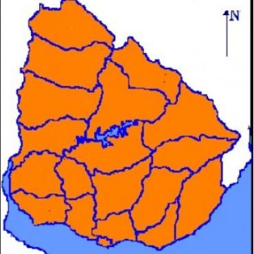 ATENCIÓN: Advertencia naranja para Rocha a partir de las 16