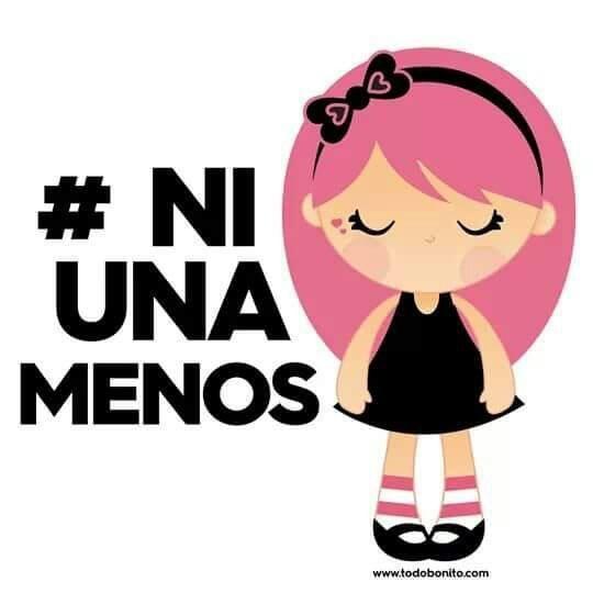 #NiUnaMenos!