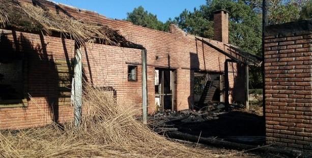 Incendios en La Pedrera: dos personas están siendo indagadas