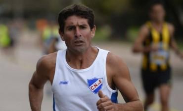 Richard Clavijo, un rochense que quiere correr en Francia