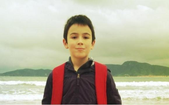 Un niño uruguayo ganó un concurso mundial sobre vida sustentable