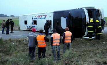 El chofer del ómnibus declarará después de la feria judicial