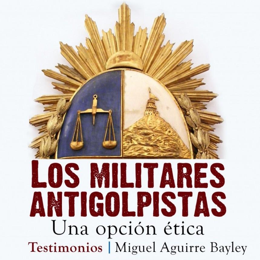 Charla abierta de oficiales del Ejército opositores a la dictadura