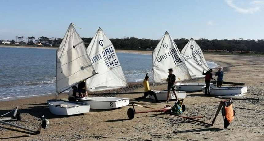 Lanzan el Curso Deportes náuticos en La Paloma