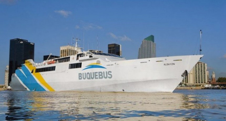 Hisoparán a cuatro pasajeros de Buquebus que llegaron a Rocha esta semana