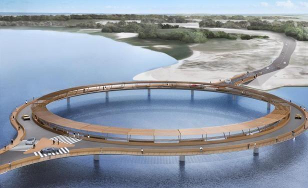 Cuenta regresiva para el comienzo de las obras en puente de laguna Garzón