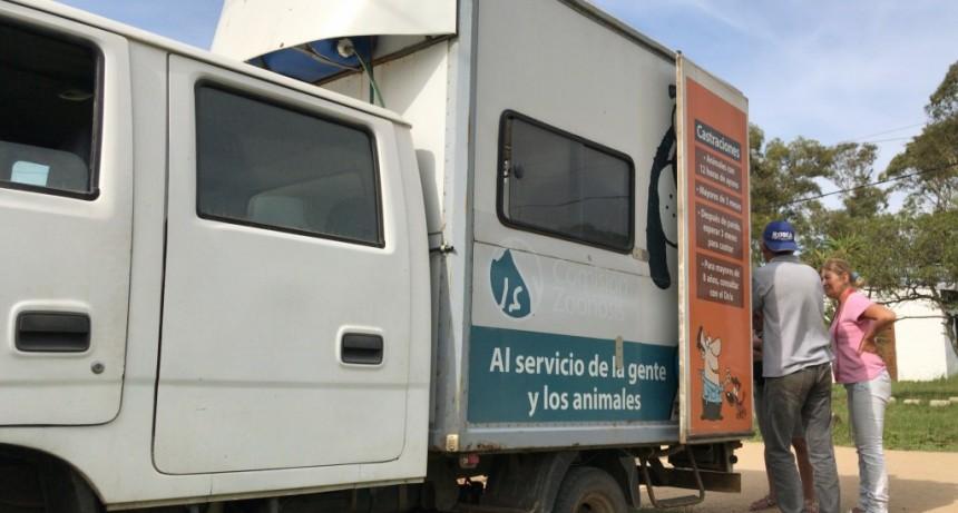 Jornada de castraciones en Costa Azul