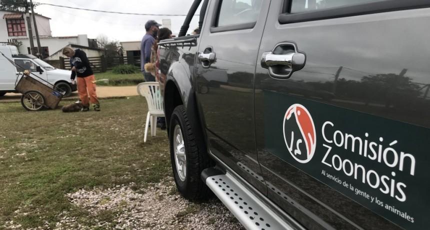 Exitosa jornada de castraciones en La Aguada