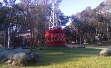 Algo pinta mal... denuncian grafitis y pintadas en La Paloma y La Pedrera