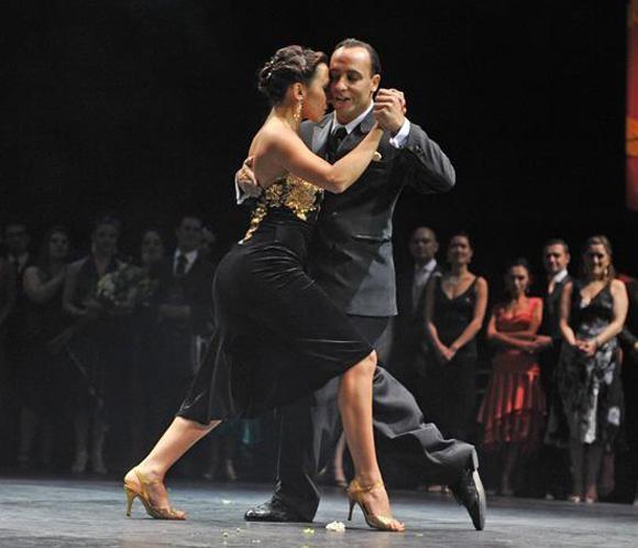 Taller intensivo de Tango clásico de Salón