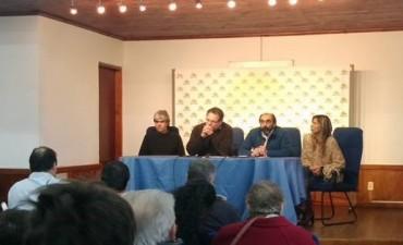 """Aníbal Pereyra: """"Sumamos el concepto del trabajo con la realidad y con la gente del lugar"""""""