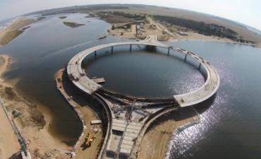 Rocha hará el lanzamiento de la temporada en el Puente de la Laguna Garzón