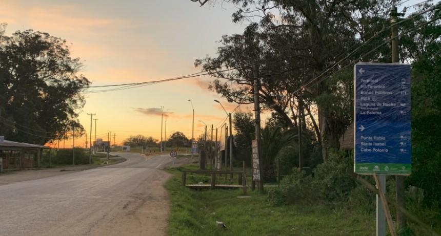 La Dirección de Turismo de Rocha colocó nueva cartelería informativa