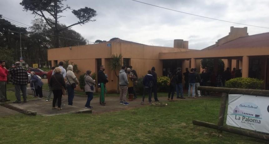 Elecciones departamentales 2020: ya votó más del 80% del padrón en La Paloma
