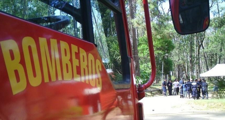Bomberos capacitará a vecinos para la extinción de incendios forestales