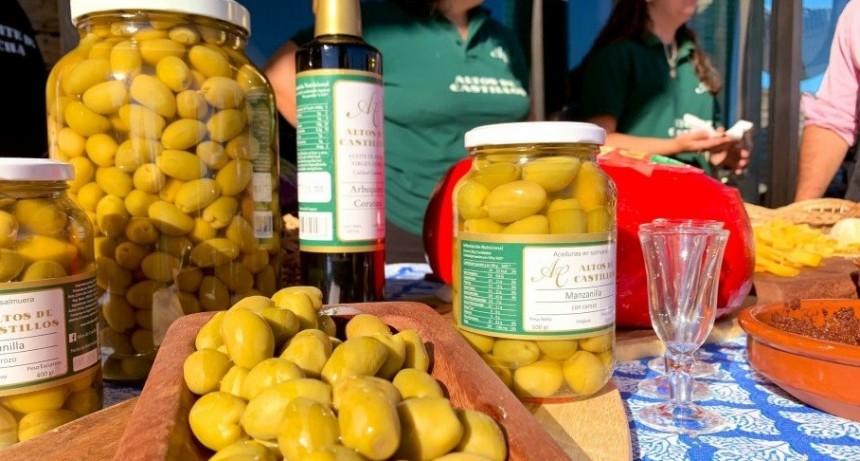Feria gastronómica Sabores de Rocha en La Paloma