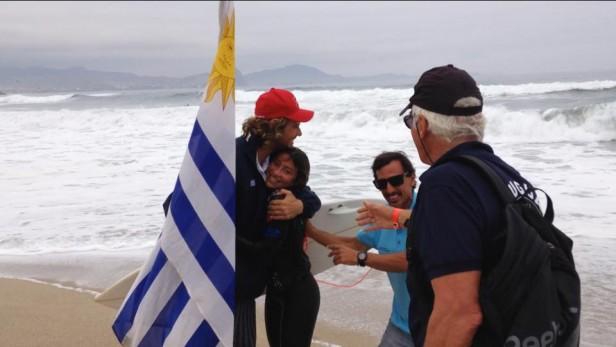 La Paloma dice presente en el mundial de surf