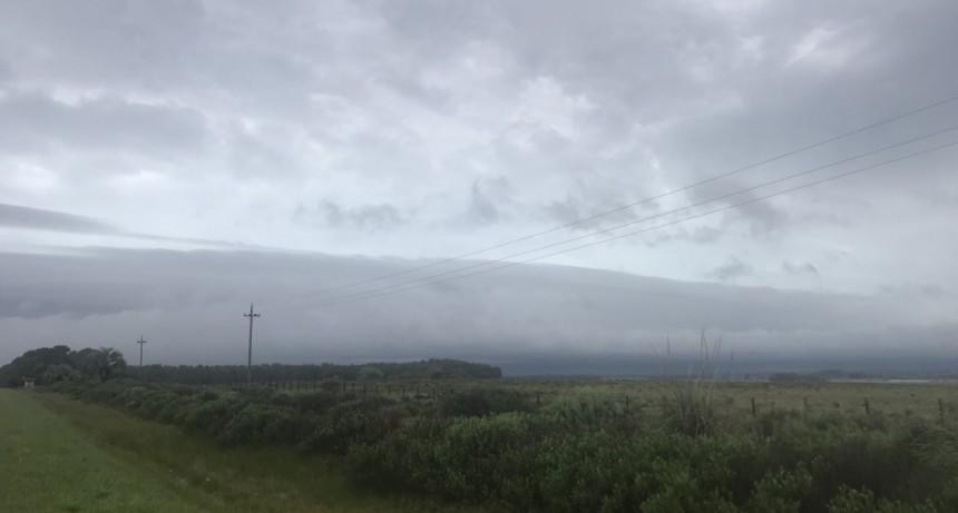 METSUL alerta por tormentas muy severas con probabilidad de granizo y turbonadas en Uruguay