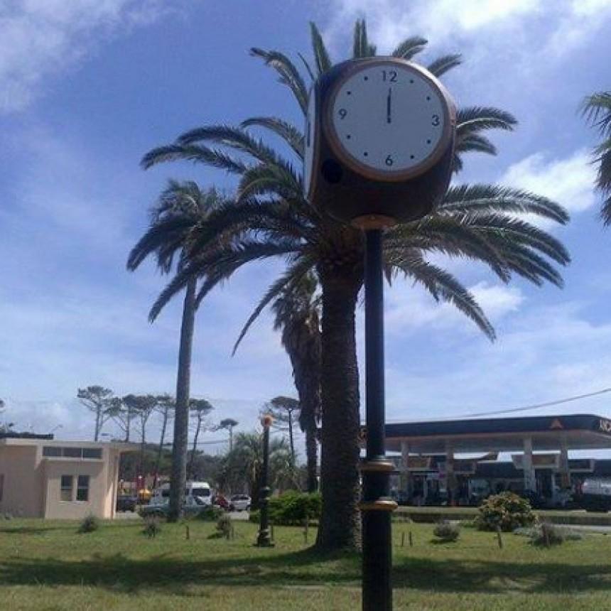 La historia del reloj de Avenida Solari