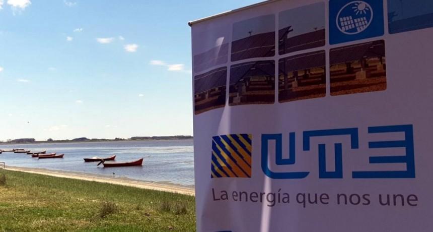 UTE inaugura la red eléctrica en la Laguna de Rocha