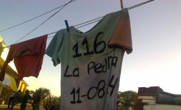 Con una gran asistencia, La Pedrera festejó sus 116 años