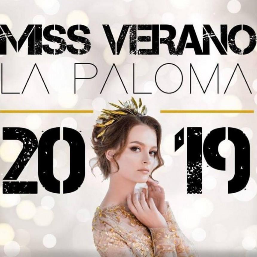 Miss Verano La Paloma 2019