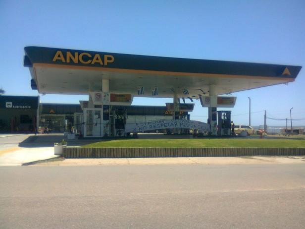 Se solucionó el conflicto en la estación ANCAP