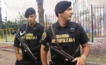 Nuevo destacamento de la Guardia Republicana en Rocha