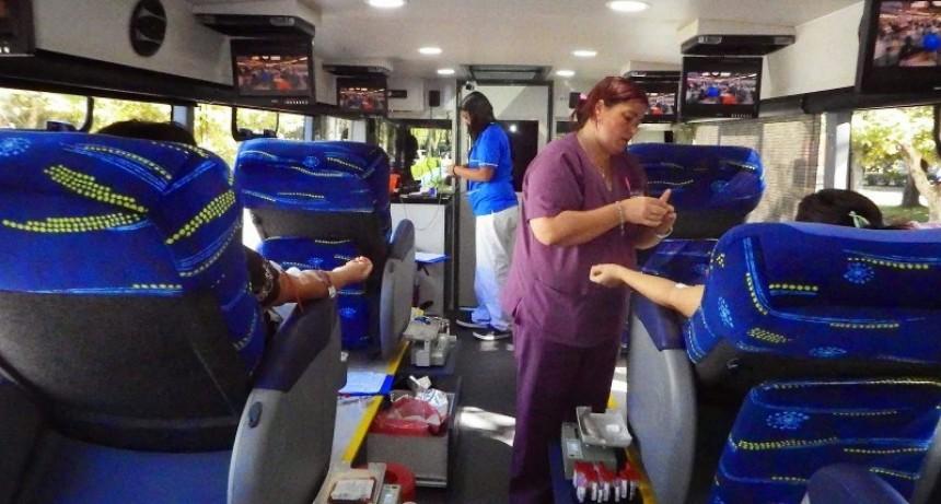 Jornada de Donación de Sangre en La Paloma