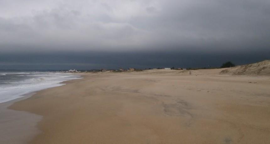 Atención Rocha: rige alerta naranja por tormentas fuertes y lluvias intensas