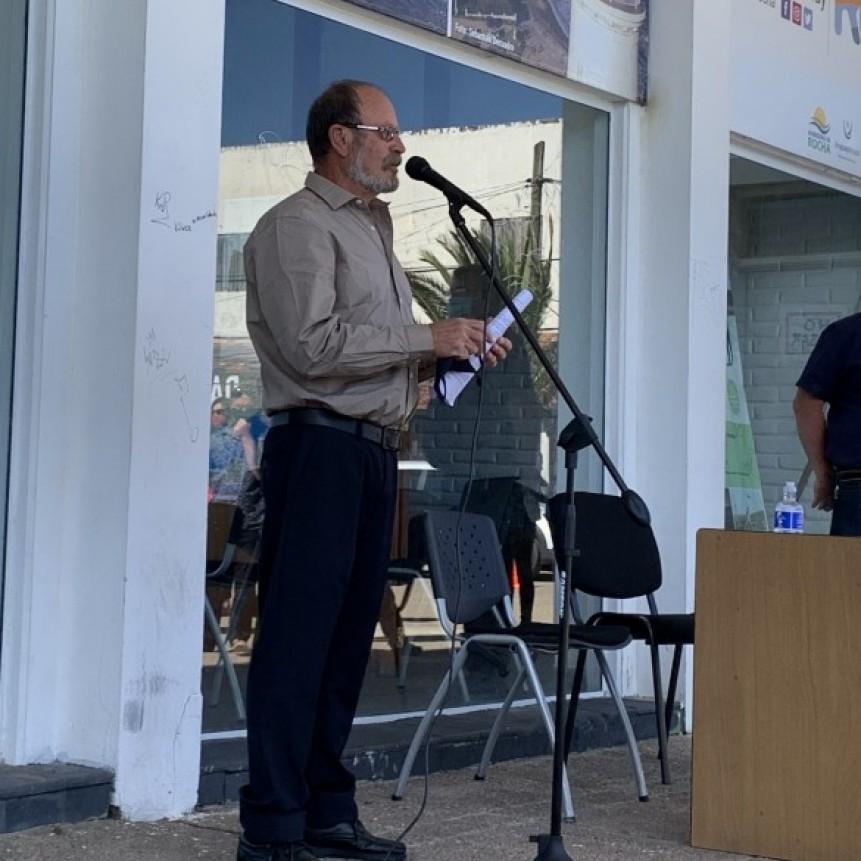 Asumió Alcides Perdomo como Alcalde de La Paloma