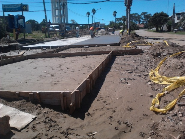 El Municipio arregla la Avenida del Navío