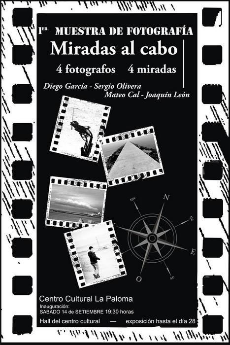 Muestra fotográfica en La Paloma