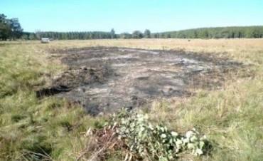 """Dinara reconoció """"error"""" en la quema de 60 toneladas de plomo en Cabo Polonio"""